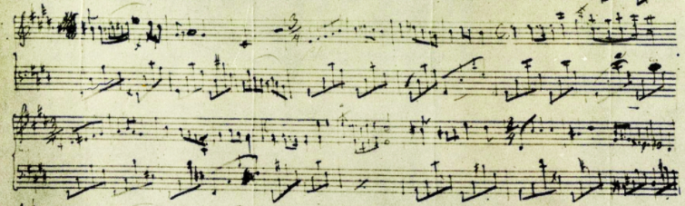 Chopin cis-Moll Handschrift.png